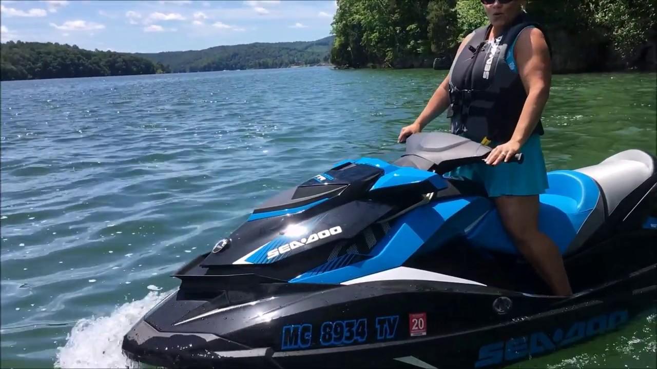 Jetski Trip To Norris Lake Tn Watercraft Tv